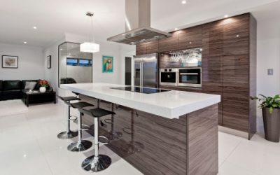 Top 10 kitchen design trends in Charlotte, North Carolina.