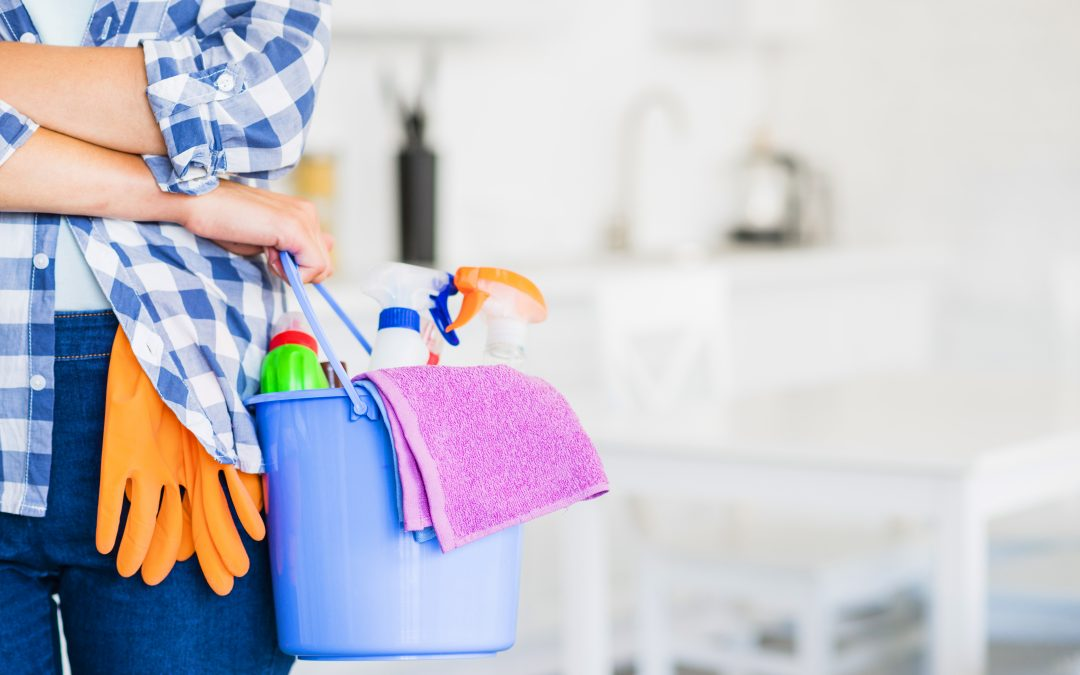 5 tips to clean after a home remodeling