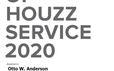 Awarded Best Of Houzz 2020