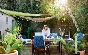 summer patio designs
